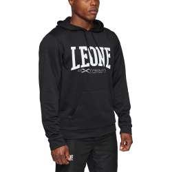 Sweatshirt Leone ABX111 noir