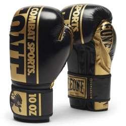 Gants boxe Leone nexplosion GN322 (noir)