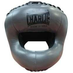 Casque Charlie bar graphite M