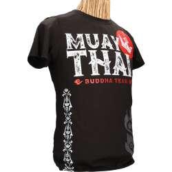Camiseta muay thai Buddha...