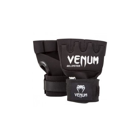 Gel Kontact Glove wraps noir