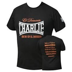 T-shirt Charlie Made in Hell