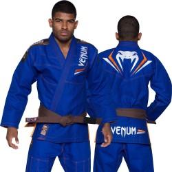 Kimono Gi Venum Elite Bleu