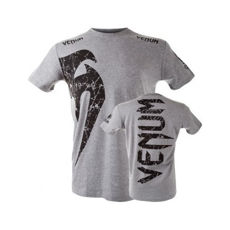 Camiseta Venum Giant  blanco