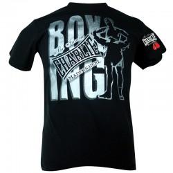 Camiseta Charlie boxeador barrio
