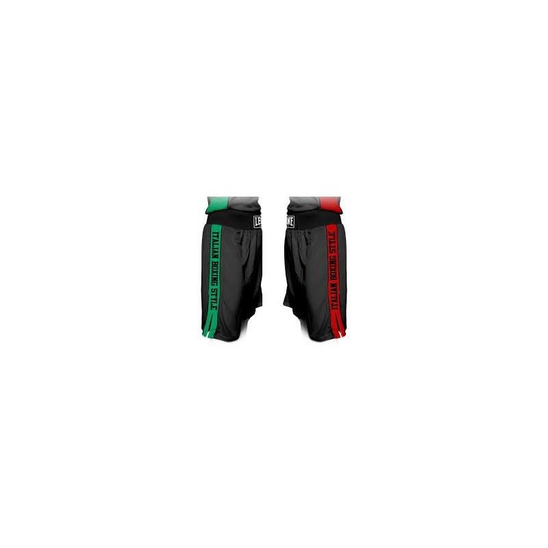 Short de boxe Leone Color Italia AB739