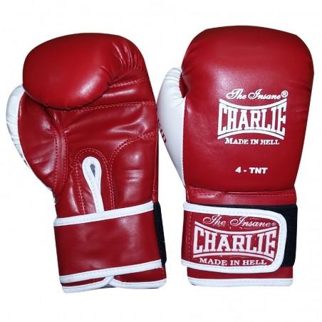 Gants de boxe Charlie Bat kid rouge