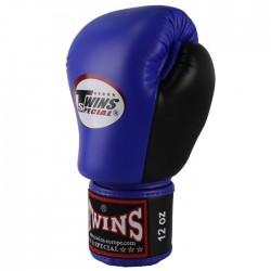 Gants de boxe Twins Bgvl 3 bleu-noir