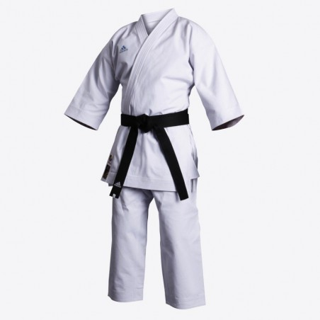 Kimono karate Adidas Champion blanc  k460J