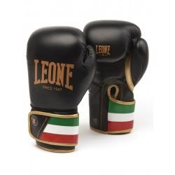 Gants de boxe Leone Italy noir
