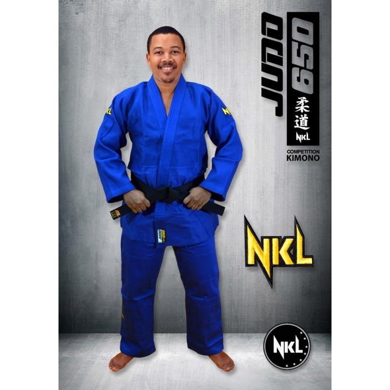 Judogi NKL competition bleu DS