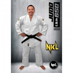 Judogui NKL competition blanc DS
