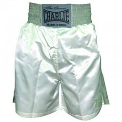 Shorts de Boxe Charlie X blanc