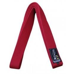 Ceinture Karate Arawaza rouge