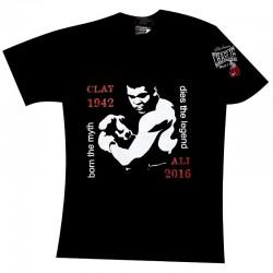 T-shirt Charlie Ali 1942 noire