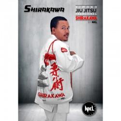 Kimono Jiu jitsu shikarawa NKI blanc