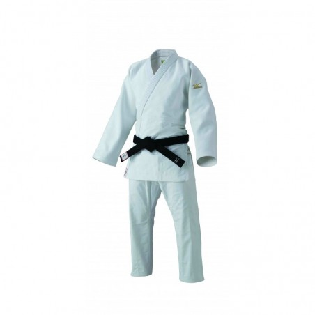 Judogi Mizuno Yusho blanc