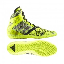 Botes de boxe Adidas Flying Impact jaune