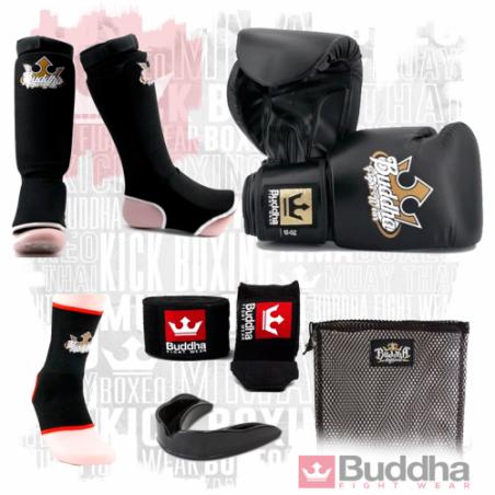 pack buddha deluxe negro