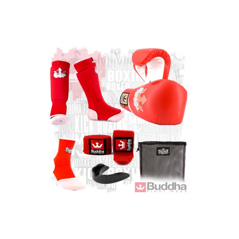 pack buddha fight rose