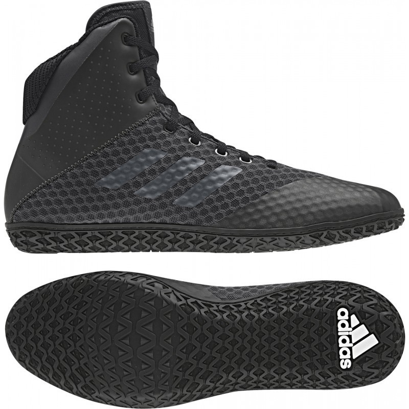 Botes de boxe Adidas Mat Wizard 4 Carbono