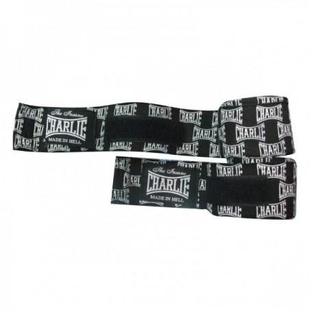 Bandagens de boxe Charlie Logo
