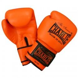 Gant de boxe Charlie Orange