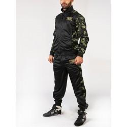 Survêtement camouflage noir Leone AB796C