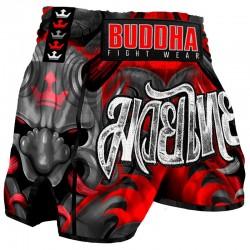 Short de Muay Thai Buddha Retro Demon
