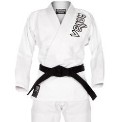 Venum Contender Kimono BJJ Blanc 2.0