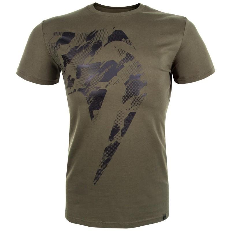 T-shirt Venum Tecmo Giant Kaki