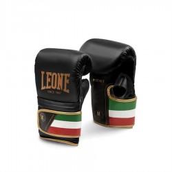 Gants de sac Leone Italy 47 Noir