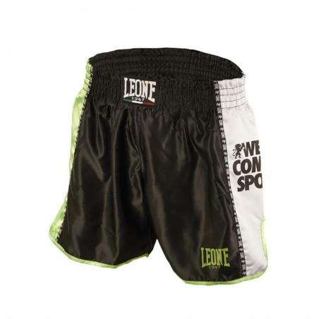 Pantalon Muay Thai Leone Noir AB760