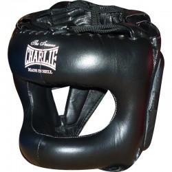 Casque Charlie Black Bar