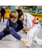 BJJ pour enfants - Jiu-Jitsu brésilien pour enfants | Club de la Lucha